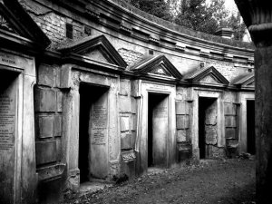 Highgate Cemetery, West. 2008.