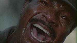 Predator ripped off Carl Weathers's arm, and now he's got a stew goin'.