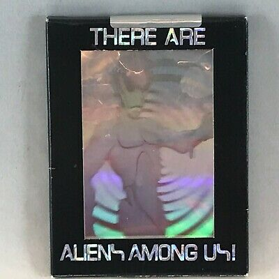 HologramAlien